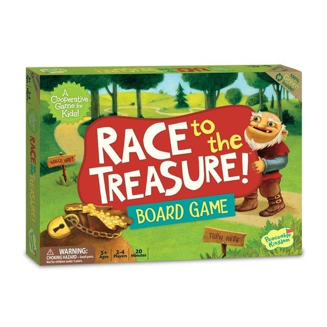 Peaceable Kingdom Race to the Treasure! 1