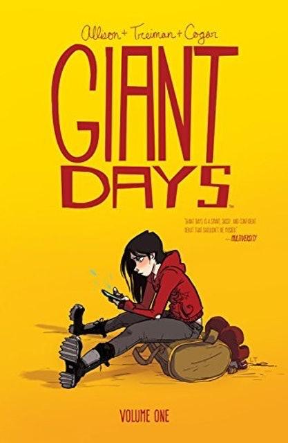 John Allison, Lissa Treiman Giant Days 1