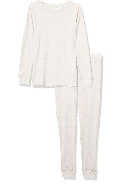 Amazon Essentials Women's Thermal Long Underwear Set 1