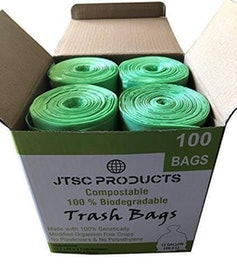 9 Best Compostable Trash Bags in 2021 (BioBag, Green Earth, and More) 5