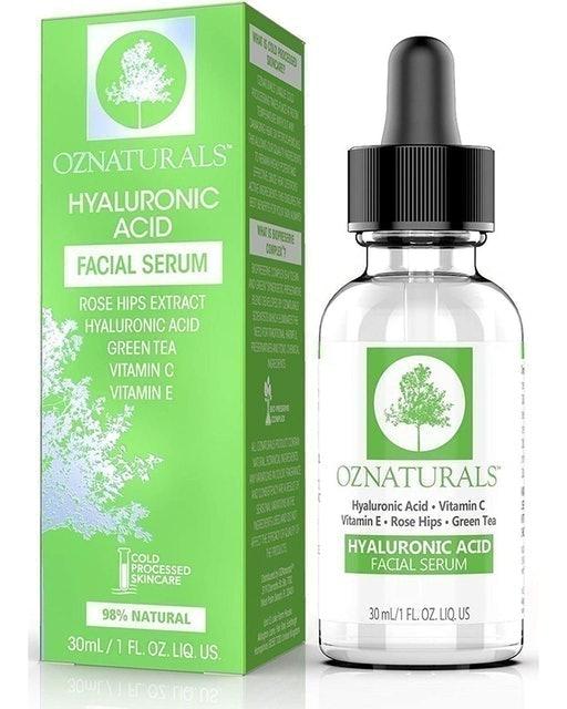 OZNaturals  Hyaluronic Acid Facial Serum 1