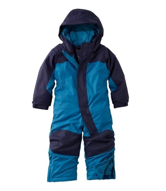 L.L.Bean Infants' and Toddlers' Cold Buster Snowsuit 1