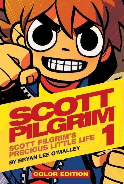 Bryan Lee O'Malley Scott Pilgrim 1