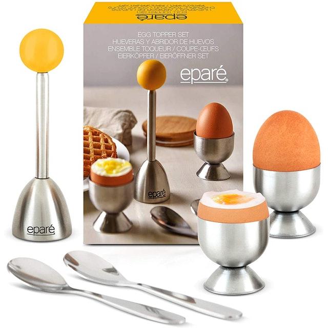 eparé Egg Cracker Topper Set 1