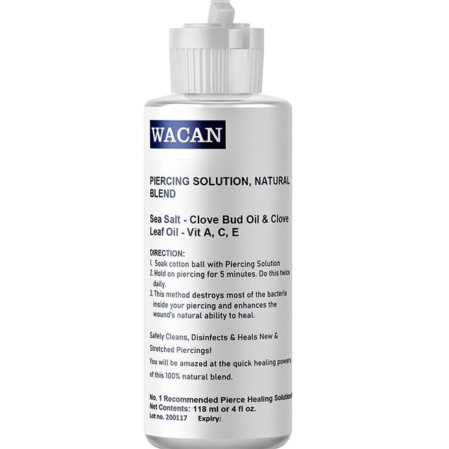 Wacan Fast-Acting Broad Application Saline Solution 1