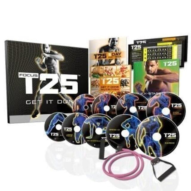 Beachbody Shaun T's Focus T25 DVD Program 1