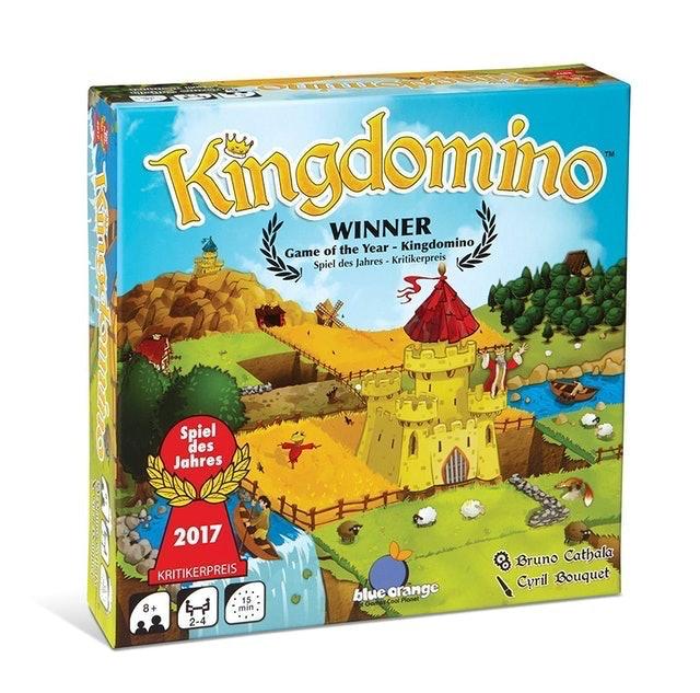 Blue Orange Games Kingdomino 1