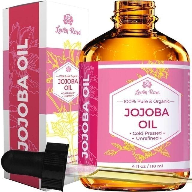 Leven Rose Jojoba Oil  1