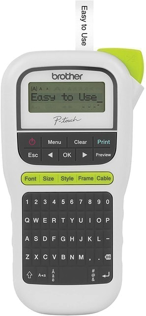 Brother Easy Portable Label Maker 1