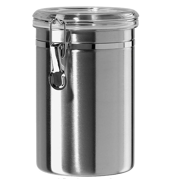 SilverOnyx Airtight Stainless Steel Canister for the Kitchen 1