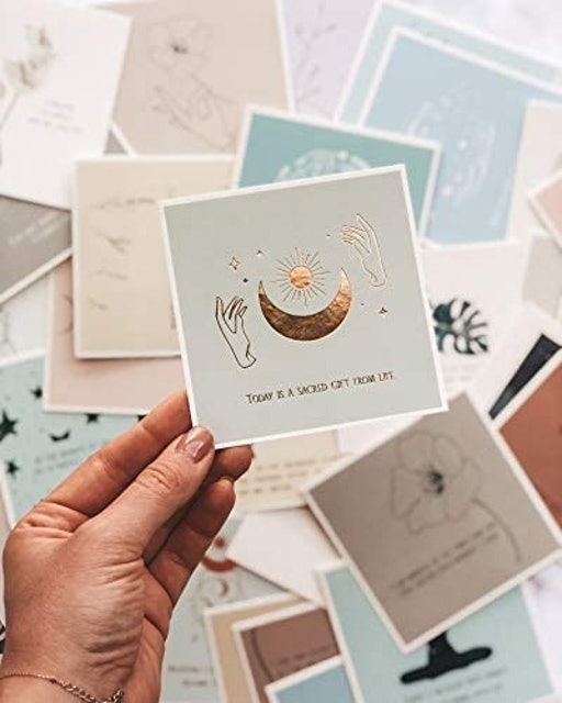 The Lamare  Be You: Affirmation Cards 1
