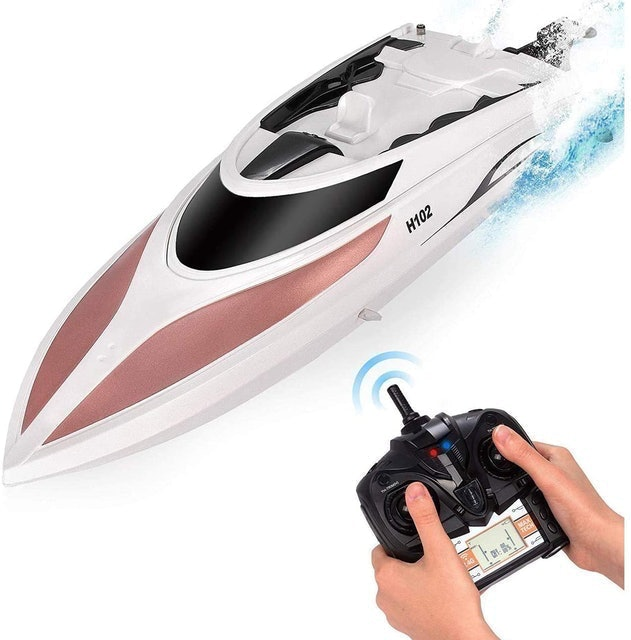 Abco Remote Control Boat for Kids and Adullts 1