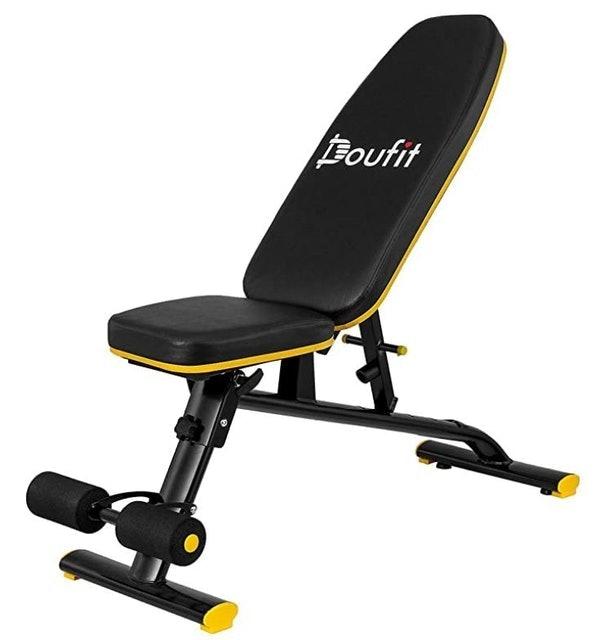 Doufit Workout Bench Press 1