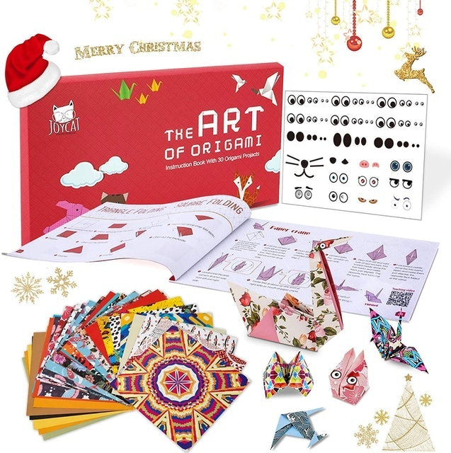 JoyCat Origami Paper Kit 1