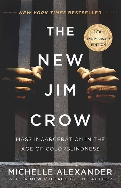 Michelle Alexander  The New Jim Crow: Mass Incarceration in the Age of Colorblindness 1