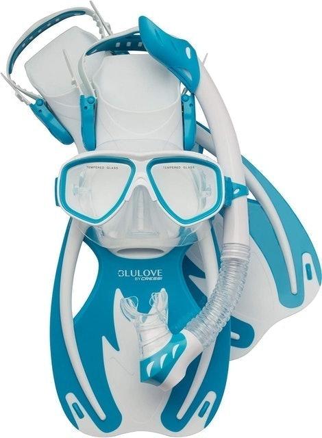 Cressi Junior Snorkeling Kit 1