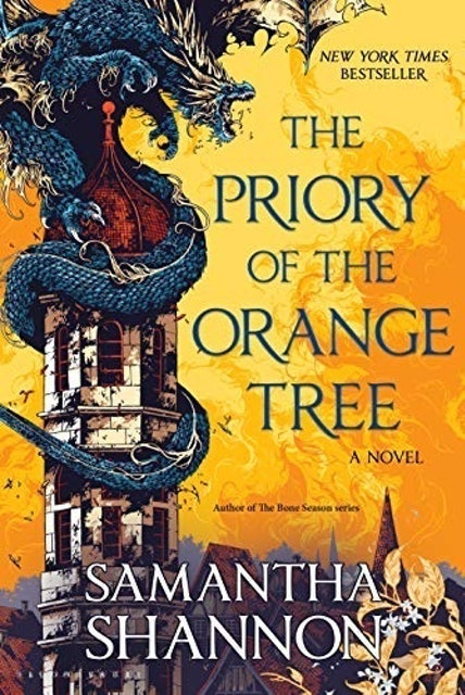 Samantha Shannon The Priory of the Orange Tree 1