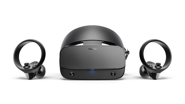 Oculus  Rift S PC-Powered VR Gaming Headset 1