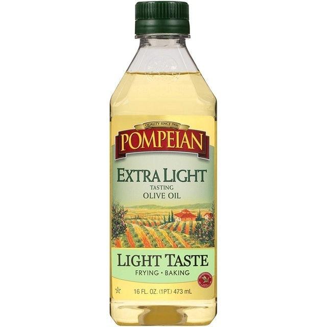 Pompeian Extra Light Olive Oil 1
