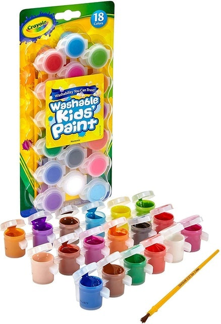 Crayola  Washable Kids Paint Set 1