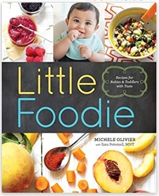Michele Olivier  Little Foodie 1