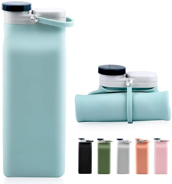 E-Senior Collapsible Water Bottle 1