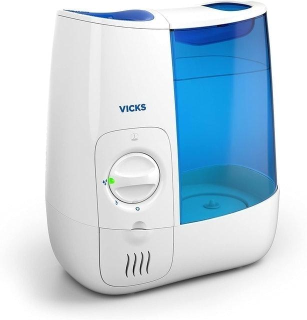 Vicks Warm Mist Humidifier 1