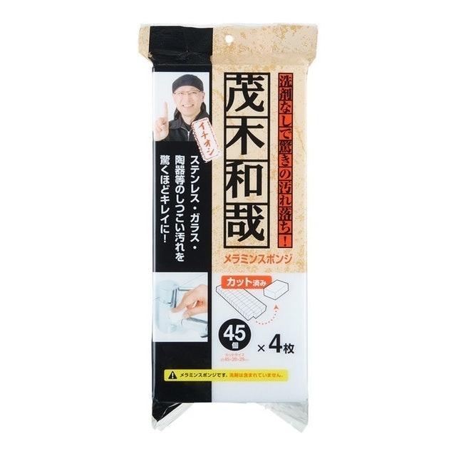 LEC Kazuya Motegi's Melamine Cleaner 1