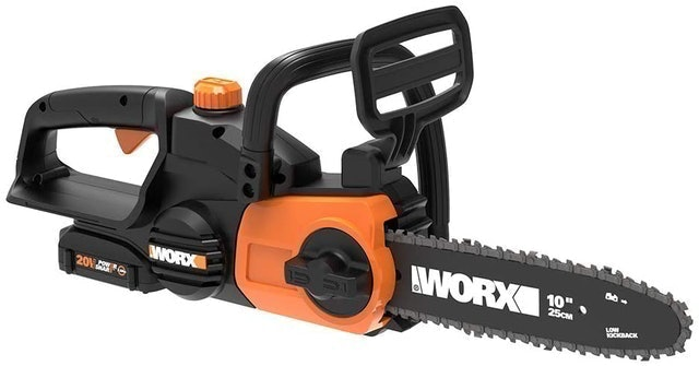 Worx Cordless Electric Chainsaw with Auto-Tension 1