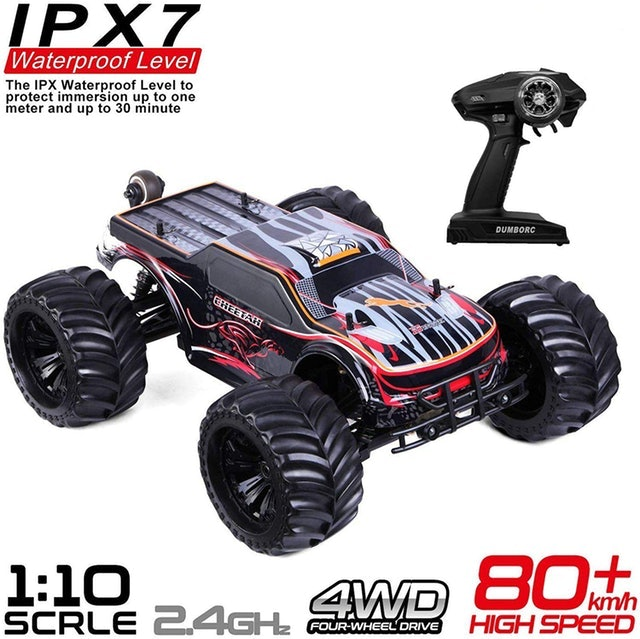 JLB Racing RC Car Truck 1
