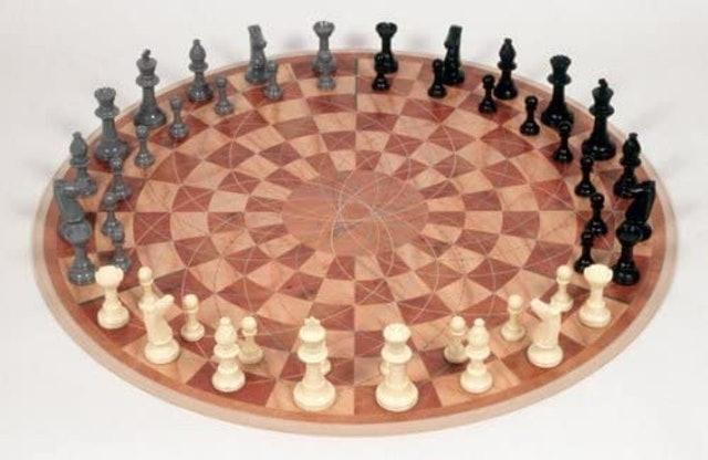 3 Man Chess 3 Man Chess 1