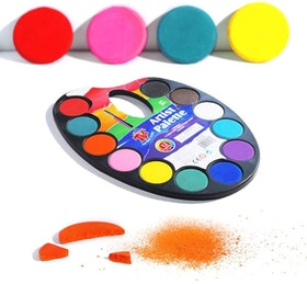 Top 10 Best Washable Paints for Kids in 2021 (Crayola, Colorations, and More) 1