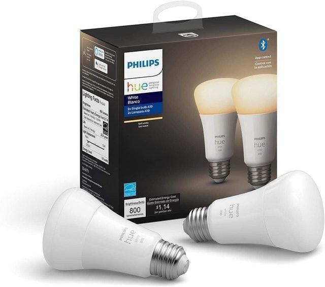 Phillips White Hue Smart Bulb 1