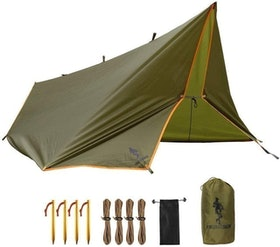Top 10 Best Camping Tarps in 2020 (Amazon Basics, Wise Owl Outfitters, and More) 2