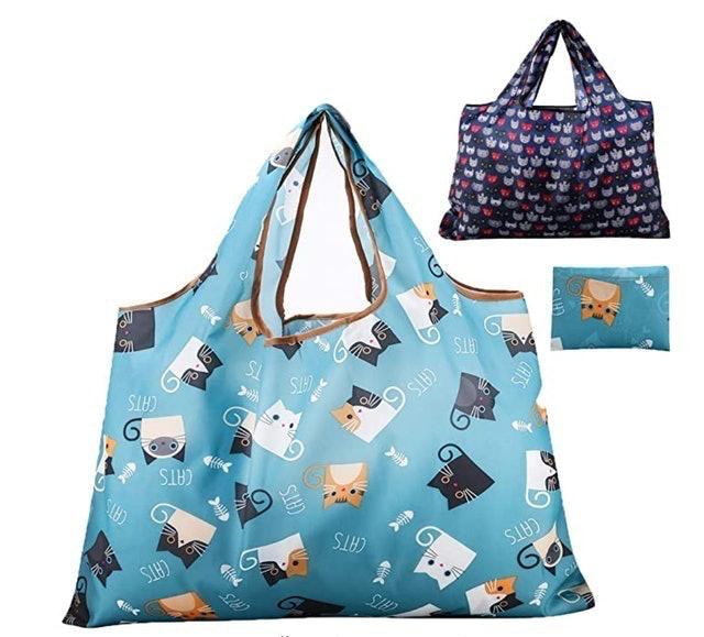 Gophra Reusable Shopping Bags 1