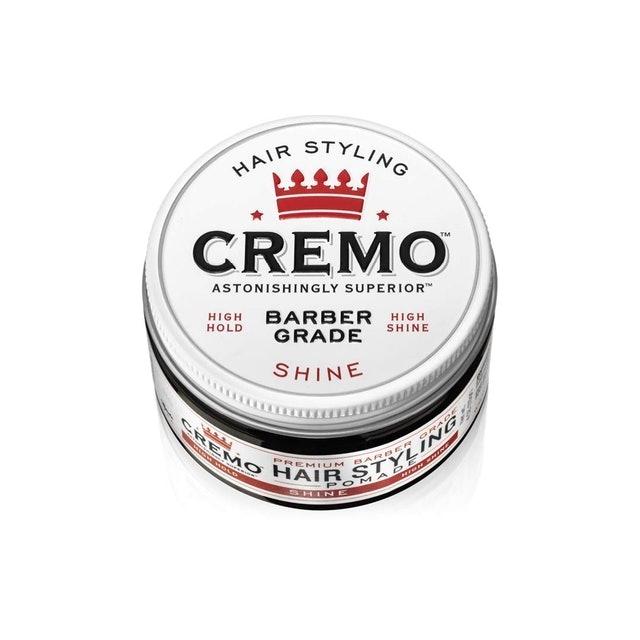 Cremo Barber Grade Shine Pomade 1