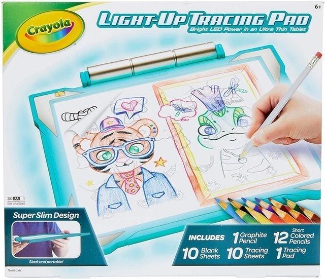 Crayola Light-Up Tracing Pad  1