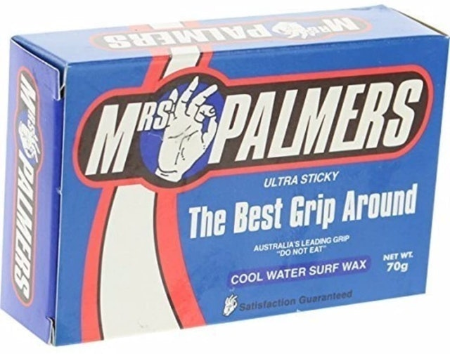 Mrs. Palmers Cool Water Surf Wax 1