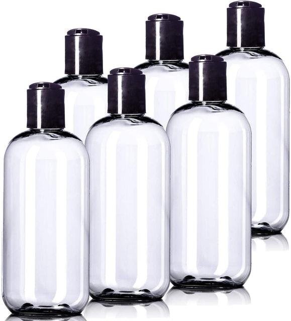 Aromine Plastic Clear Bottles 1