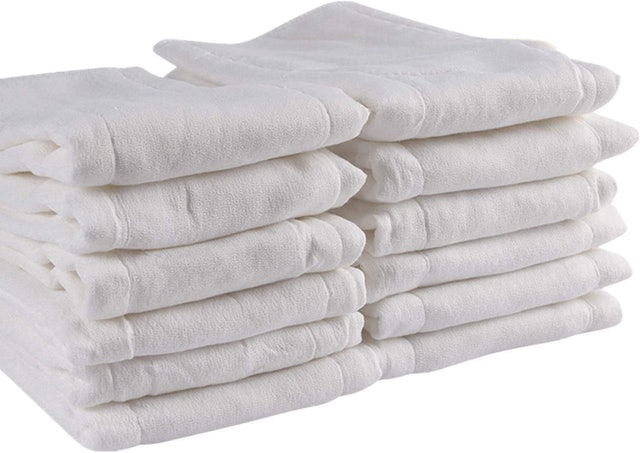 Fasoar  Prefold Cloth Diapers 1