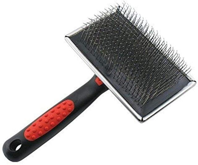 Dog Brushes Paw Brothers Extra Long Hard Pin Slicker Brush 1