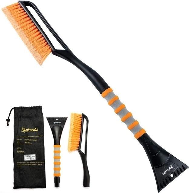 AstroAI Snow Brush and Detachable Ice Scraper 1