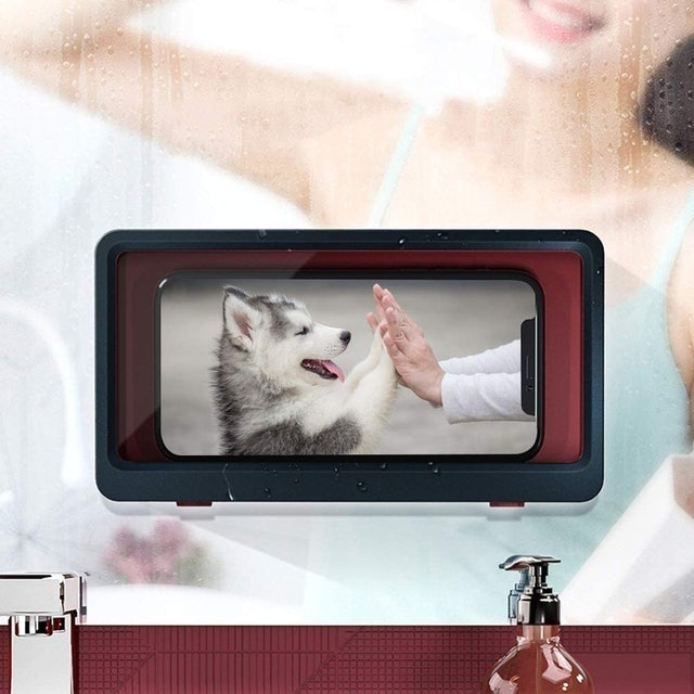 Spread Pixie Dust Wall Mount Shower Phone Holder 1