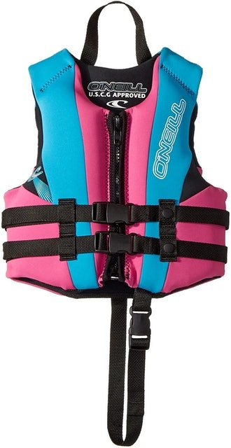 O'Neill Wetsuits Child Reactor USCG Life Vest 1