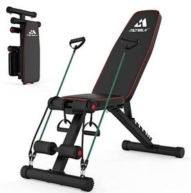 Top 10 Best Foldable Workout Benches in 2021 (Flybird, Ceayun, and More) 5