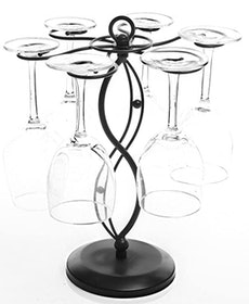 Top 10 Best Wine Glass Racks in 2020 (Wine Enthusiast, MyGift, and More) 2