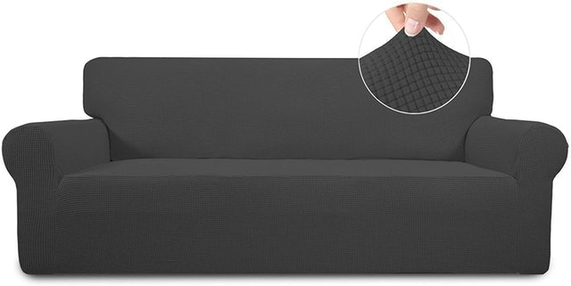 Easy-Going One-Piece Soft Furniture Protector with Elastic Bottom 1