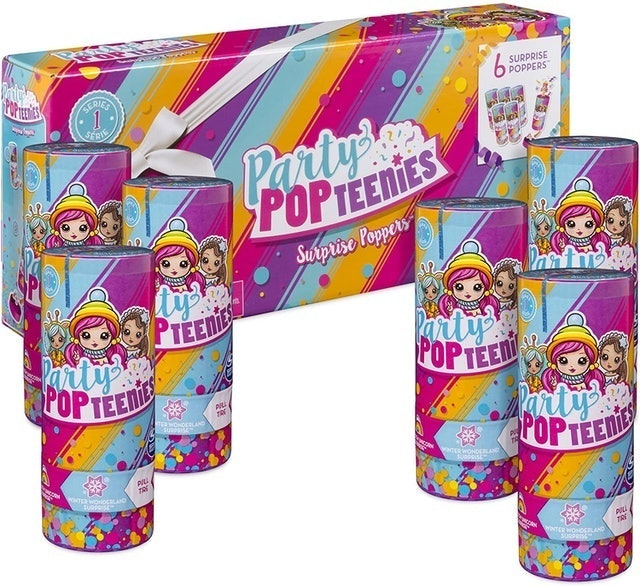 Party Popteenies Surprise Poppers 1