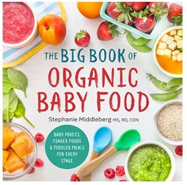 Stephanie Middleberg The Big Book of Organic Baby Food 1