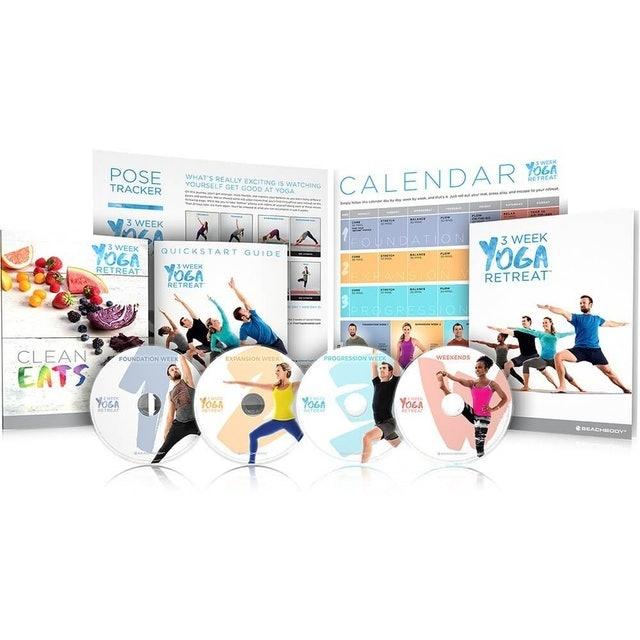 Beachbody 3 Week Yoga Retreat Workout Program 1